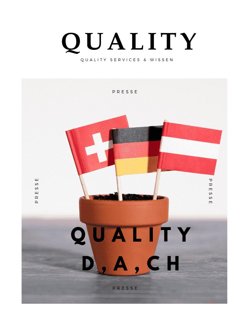 Quality Services & Wissen D, A, CH