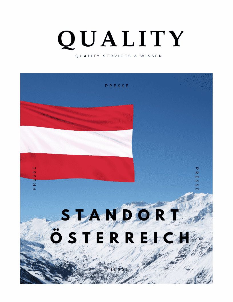 Quality Services und Wissen in Österreich