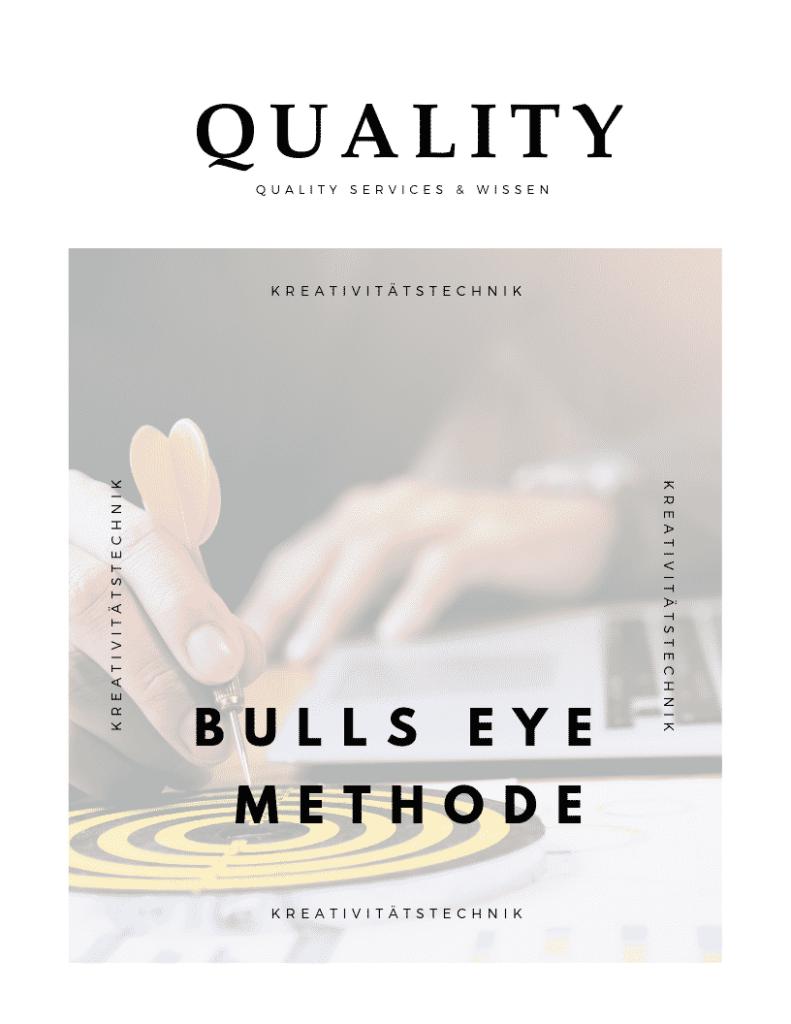 Bulls Eye Methode