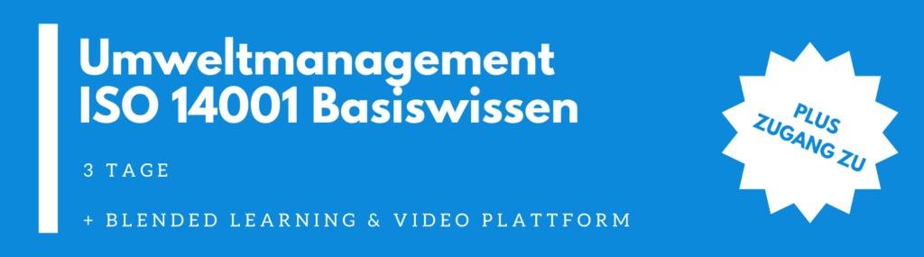 umweltmanagement basiswissen