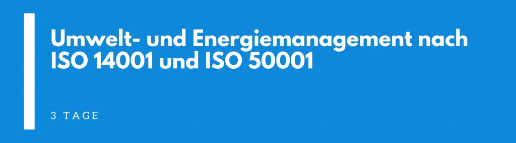 umwelt- und energiemanagement